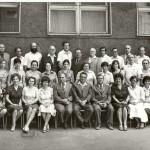 Tanári kar, 1979-ben